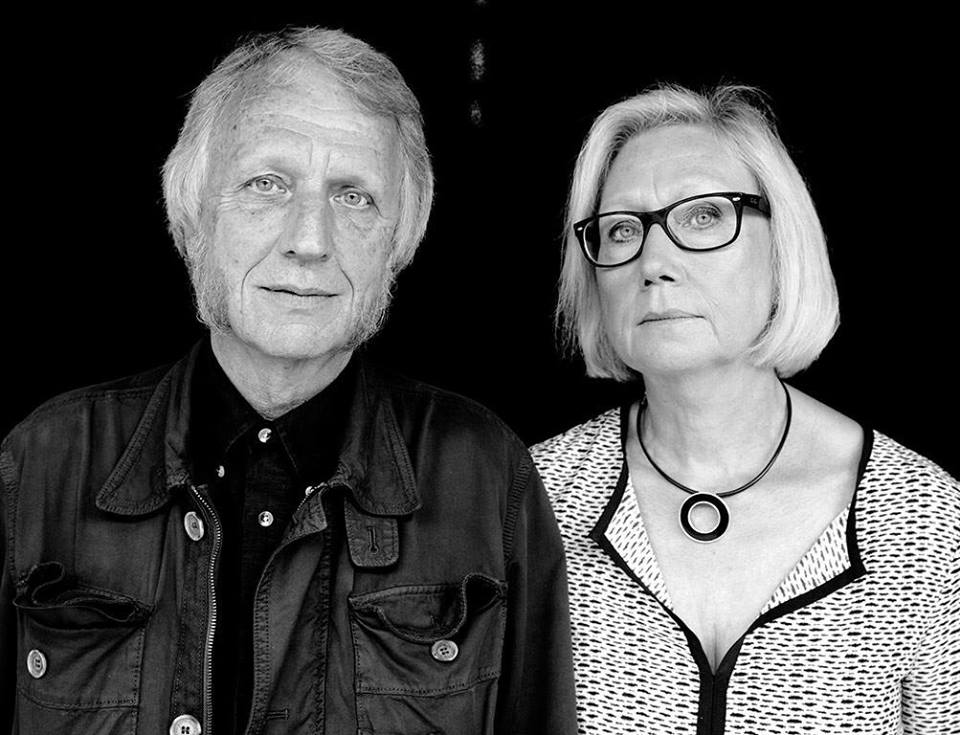 A Talk with Knut and Marianne Hagberg